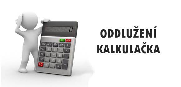 Oddlužení kalkulačka-image