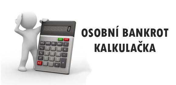 Osobní bankrot kalkulačka-image