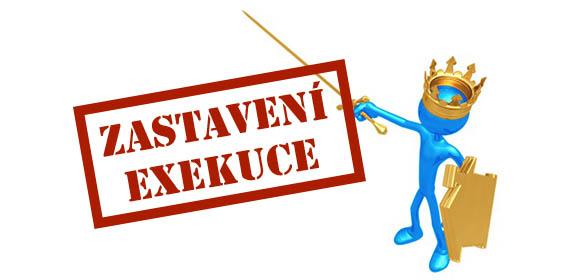 Zastavení exekuce-image
