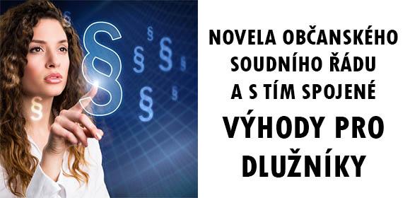 Novela občanského soudního řádu a exekučního řádu-image
